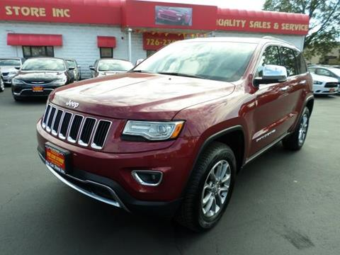 2014 Jeep Grand Cherokee for sale in Pawtucket, RI