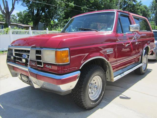 Used Ford Bronco For Sale