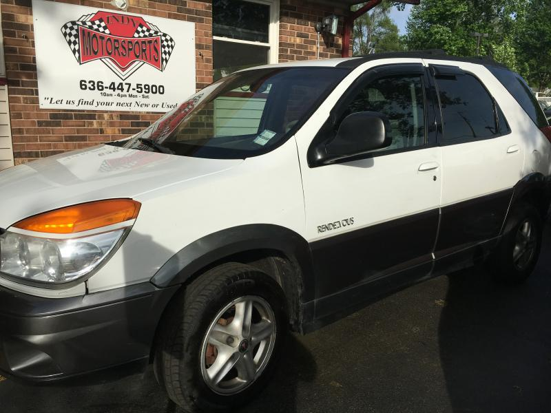 2003 buick rendezvous for sale in missouri. Black Bedroom Furniture Sets. Home Design Ideas