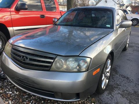 2004 Infiniti M45 For Sale In Massachusetts Carsforsale