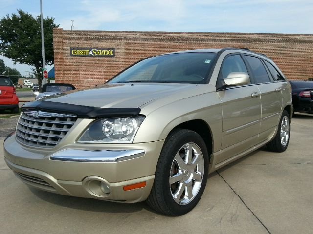2005 Chrysler Pacifica for sale in Skiatook OK