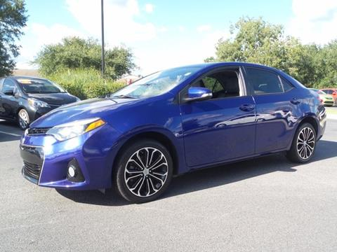 2015 Toyota Corolla for sale in Thomasville, GA