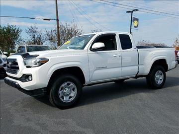 2016 Toyota Tacoma for sale in Thomasville, GA