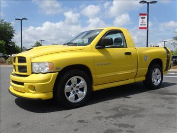 2004 Dodge Ram Pickup 1500 for sale in Thomasville, GA