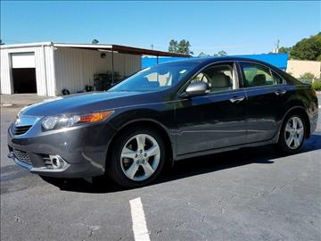 2012 Acura TSX for sale in Thomasville, GA