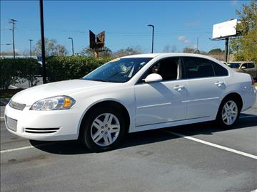 2016 Chevrolet Impala Limited for sale in Thomasville, GA