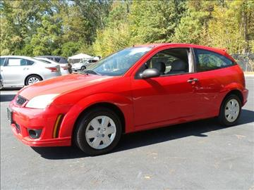 2006 Ford Focus for sale in Thomasville, GA