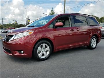 2014 Toyota Sienna for sale in Thomasville, GA