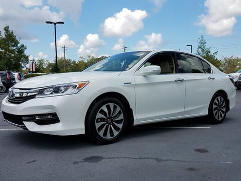 2017 Honda Accord Hybrid for sale in Thomasville, GA