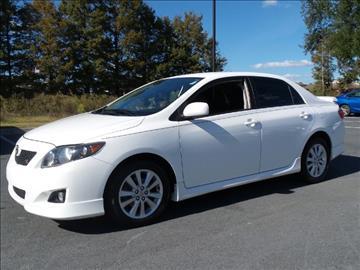 2010 Toyota Corolla for sale in Thomasville, GA