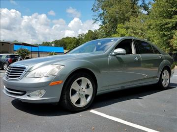 2007 Mercedes-Benz S-Class for sale in Thomasville, GA