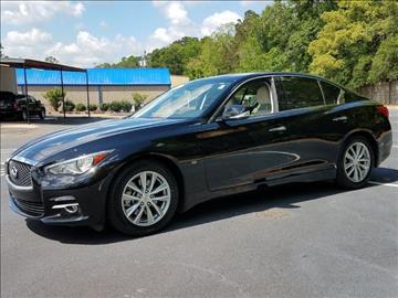 2014 Infiniti Q50 for sale in Thomasville, GA
