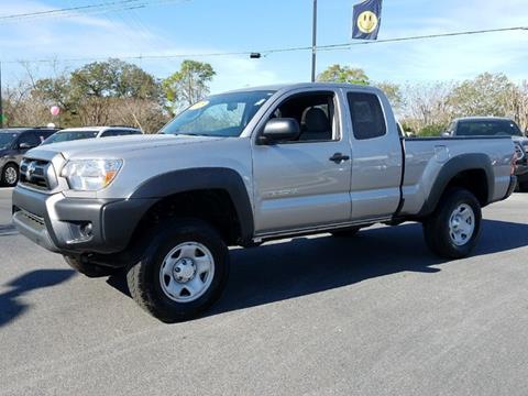 2015 Toyota Tacoma for sale in Thomasville, GA