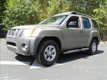 2007 Nissan Xterra for sale in Thomasville, GA