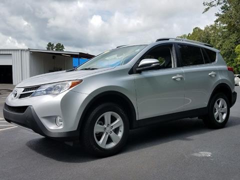 2013 Toyota RAV4 for sale in Thomasville, GA