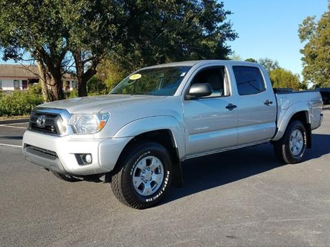 2013 Toyota Tacoma for sale in Thomasville, GA