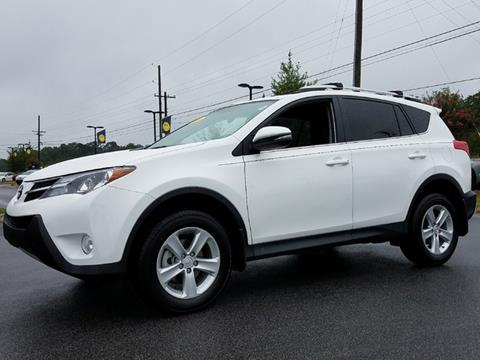 2014 Toyota RAV4 for sale in Thomasville, GA