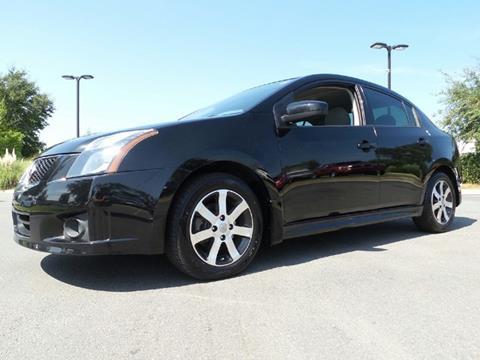 2012 Nissan Sentra for sale in Thomasville, GA
