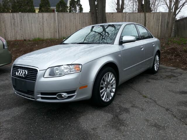 2006 audi a4 2 0t awd quattro sedan for sale in beverly peabody beverly beverly farms motors. Black Bedroom Furniture Sets. Home Design Ideas