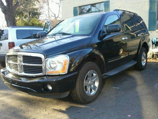 2005 dodge durango limited hemi 4wd for sale in beverly. Black Bedroom Furniture Sets. Home Design Ideas
