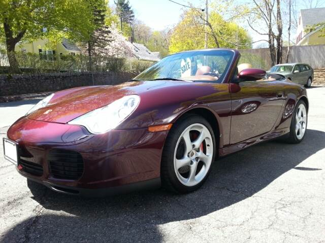 2004 Porsche 911 Carrera 4s Cabriolet In Beverly Ma Beverly Farms