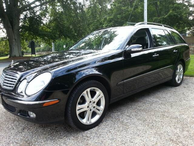 2004 mercedes benz e class e500 4matic wagon for sale in for Mercedes benz e500 for sale