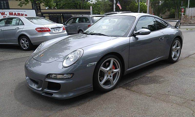 2006 Porsche 911 Carrera S 2dr Coupe In Beverly Ma Beverly Farms