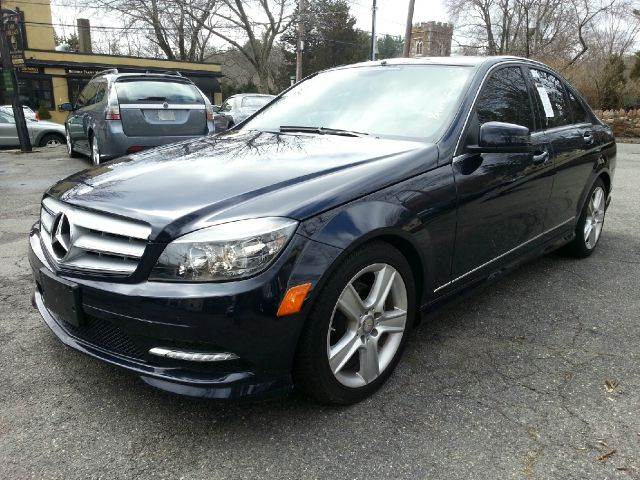 2011 mercedes benz c class c300 4matic sport sedan. Black Bedroom Furniture Sets. Home Design Ideas
