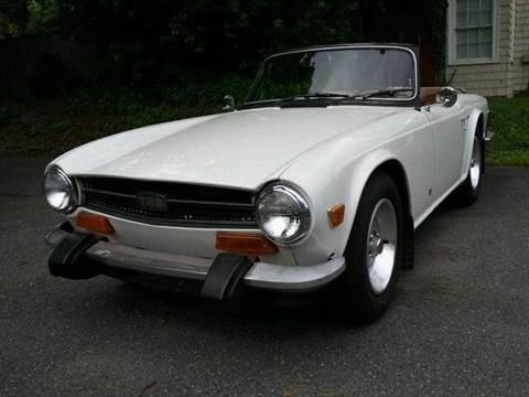 1974 Triumph TR4