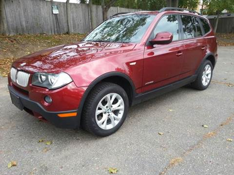 2010 BMW X3 for sale in Beverly, MA