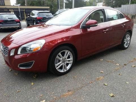 2012 Volvo S60 for sale in Beverly, MA
