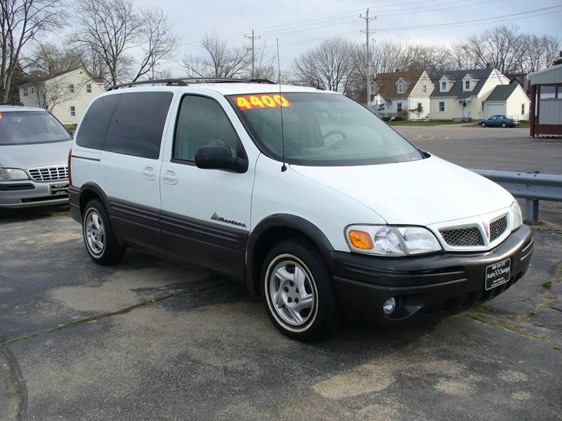 2002 pontiac montana value fwd 4dr mini van in menasha wi. Black Bedroom Furniture Sets. Home Design Ideas