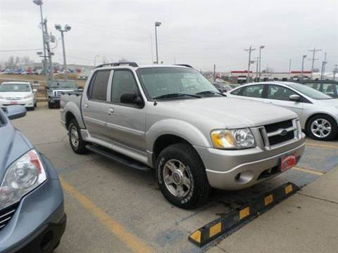 2004 Ford Explorer Sport Trac for sale in Carroll, IA