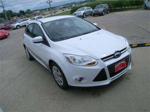 2012 Ford Focus for sale in Carroll, IA