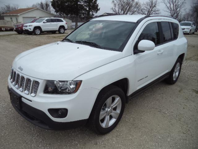 2015 jeep compass latitude 4x4 4dr suv in owensville. Black Bedroom Furniture Sets. Home Design Ideas