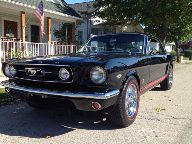 Used 1966 Ford Mustang For Sale Carsforsale Com