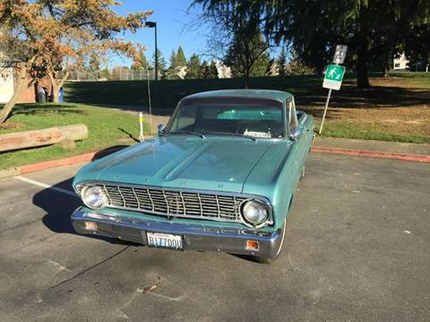 Ford Ranchero For Sale >> Ford Ranchero For Sale In Seattle Wa Carsforsale Com