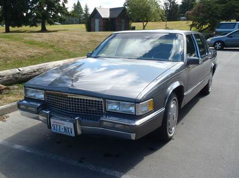 1989 Cadillac DeVille for sale in Seattle, WA