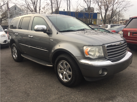 2008 chrysler aspen for sale in ozone park ny. Cars Review. Best American Auto & Cars Review