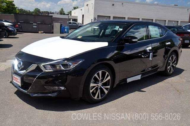 2017 nissan maxima sl in woodbridge va cowles nissan. Black Bedroom Furniture Sets. Home Design Ideas