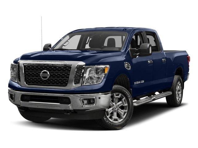 2017 nissan titan xd 4x4 sv 4dr crew cab in woodbridge va cowles nissan. Black Bedroom Furniture Sets. Home Design Ideas