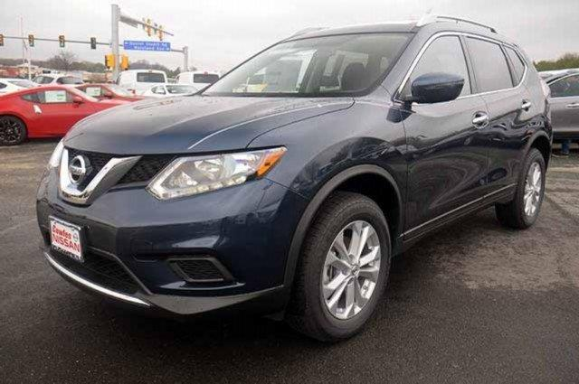 2016 nissan rogue sv awd 4dr crossover in woodbridge va cowles nissan. Black Bedroom Furniture Sets. Home Design Ideas