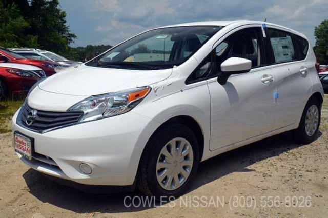 2016 nissan versa note sv 4dr hatchback in woodbridge va cowles nissan. Black Bedroom Furniture Sets. Home Design Ideas