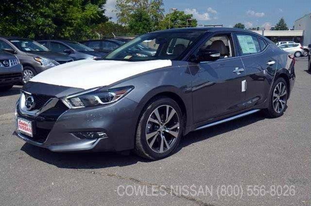 2017 nissan maxima platinum 4dr sedan in woodbridge va. Black Bedroom Furniture Sets. Home Design Ideas