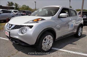 2016 Nissan JUKE for sale in Woodbridge, VA