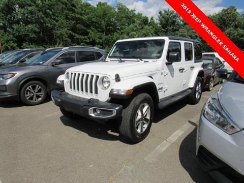 2019 Jeep Wrangler Unlimited for sale in Woodbridge, VA