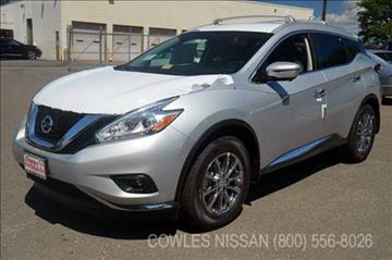 2016 Nissan Murano for sale in Woodbridge, VA