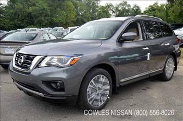 2017 Nissan Pathfinder for sale in Woodbridge, VA