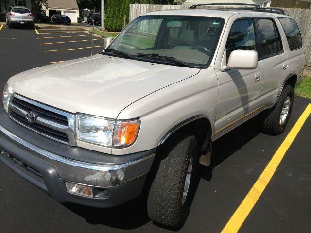 1999 toyota 4runner sr5 4wd in north canton oh five star. Black Bedroom Furniture Sets. Home Design Ideas