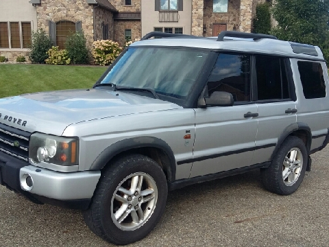 2004 Land Rover Discovery for sale in North Canton, OH